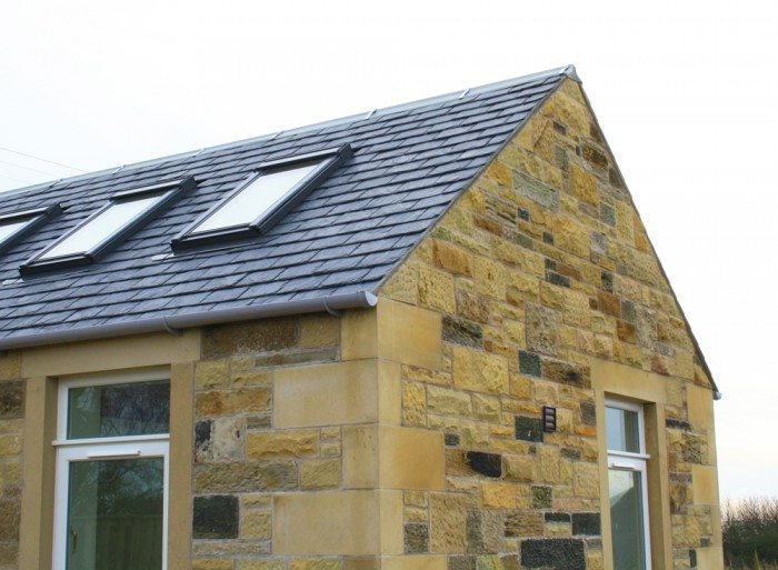 Stone Extension to Cottage, Crail