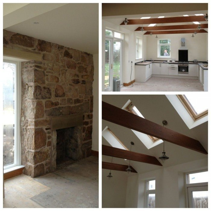 Stone Cottage Refurb © Fife Architects