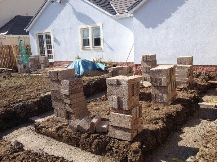 Oak Garden Room and Rear Porch Extension, Cellardyke