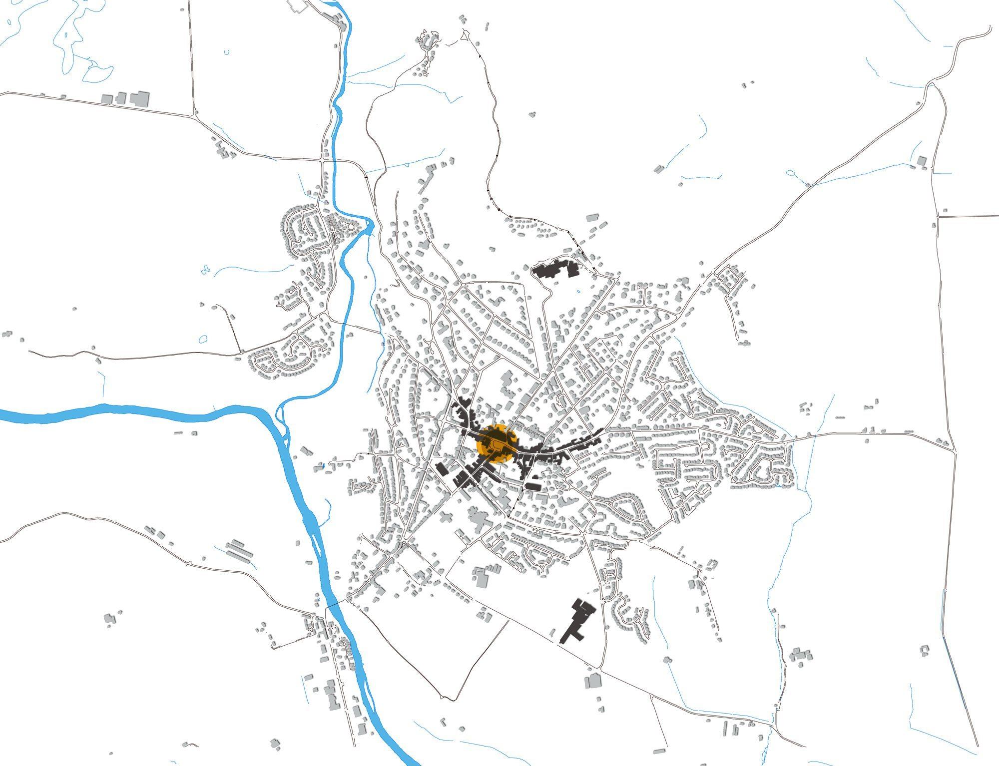 Crieff Urban Plan Study