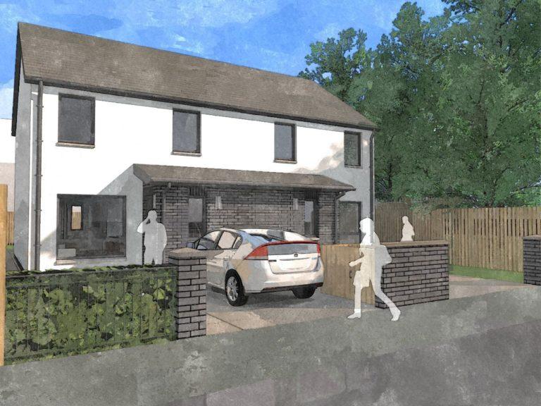 Affordable Housing Development, Cardenden