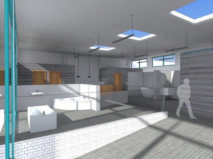 Bathroom Showroom, St Andrews