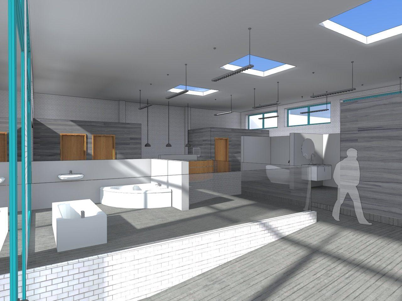 Bathroom Showroom St Andrews