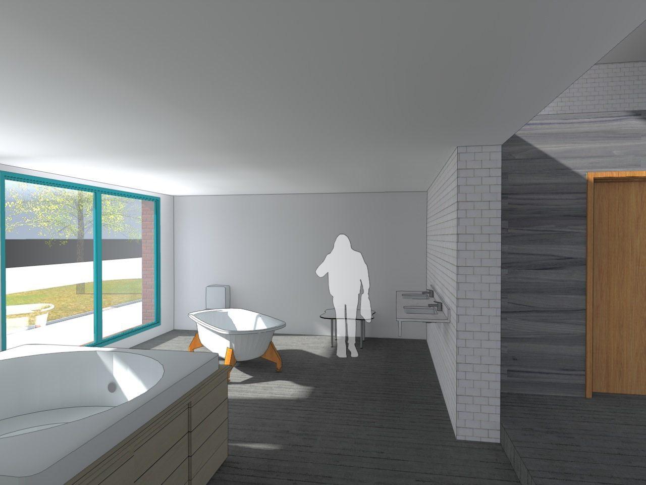Bathroom Showroom Interior