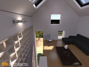 Doocot Interior
