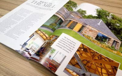Fife Architects featured in 'Living Magazine' Autumn Issue