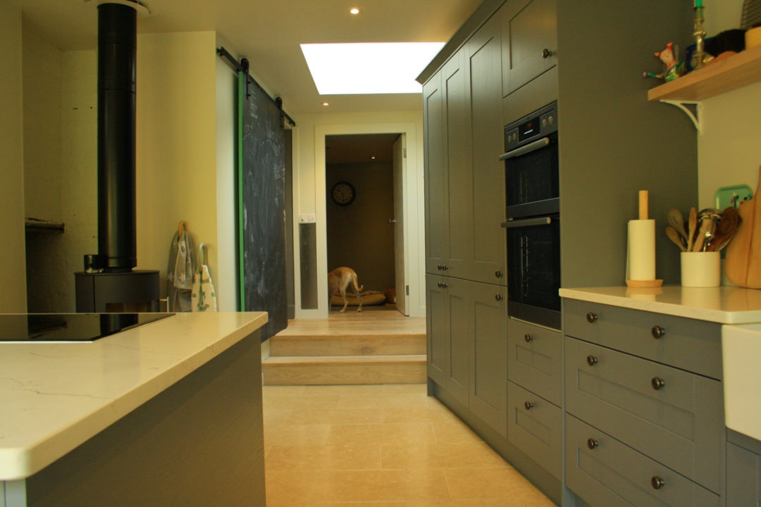 Kitchen Extension & Renovation, Crail