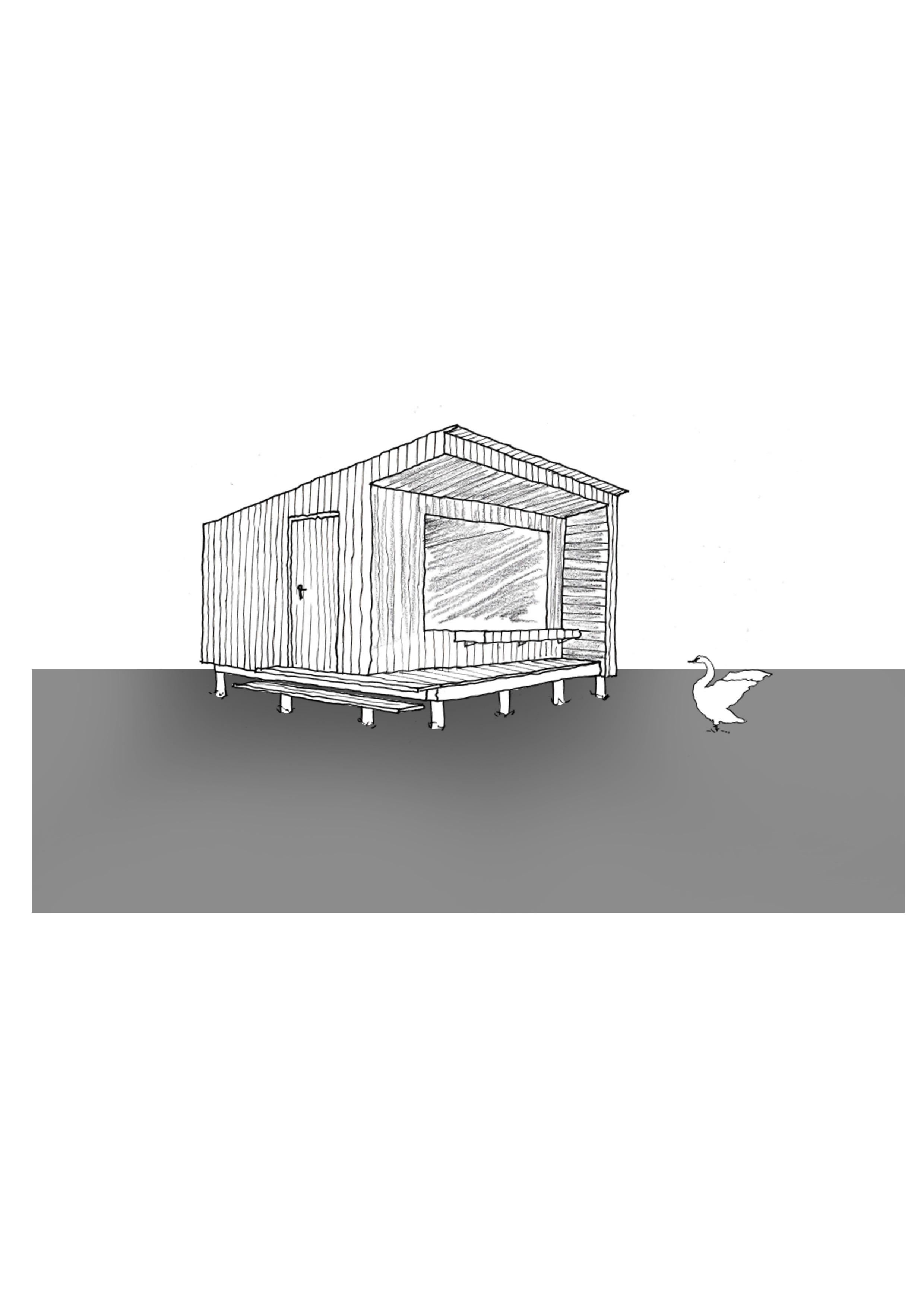 BW cabin