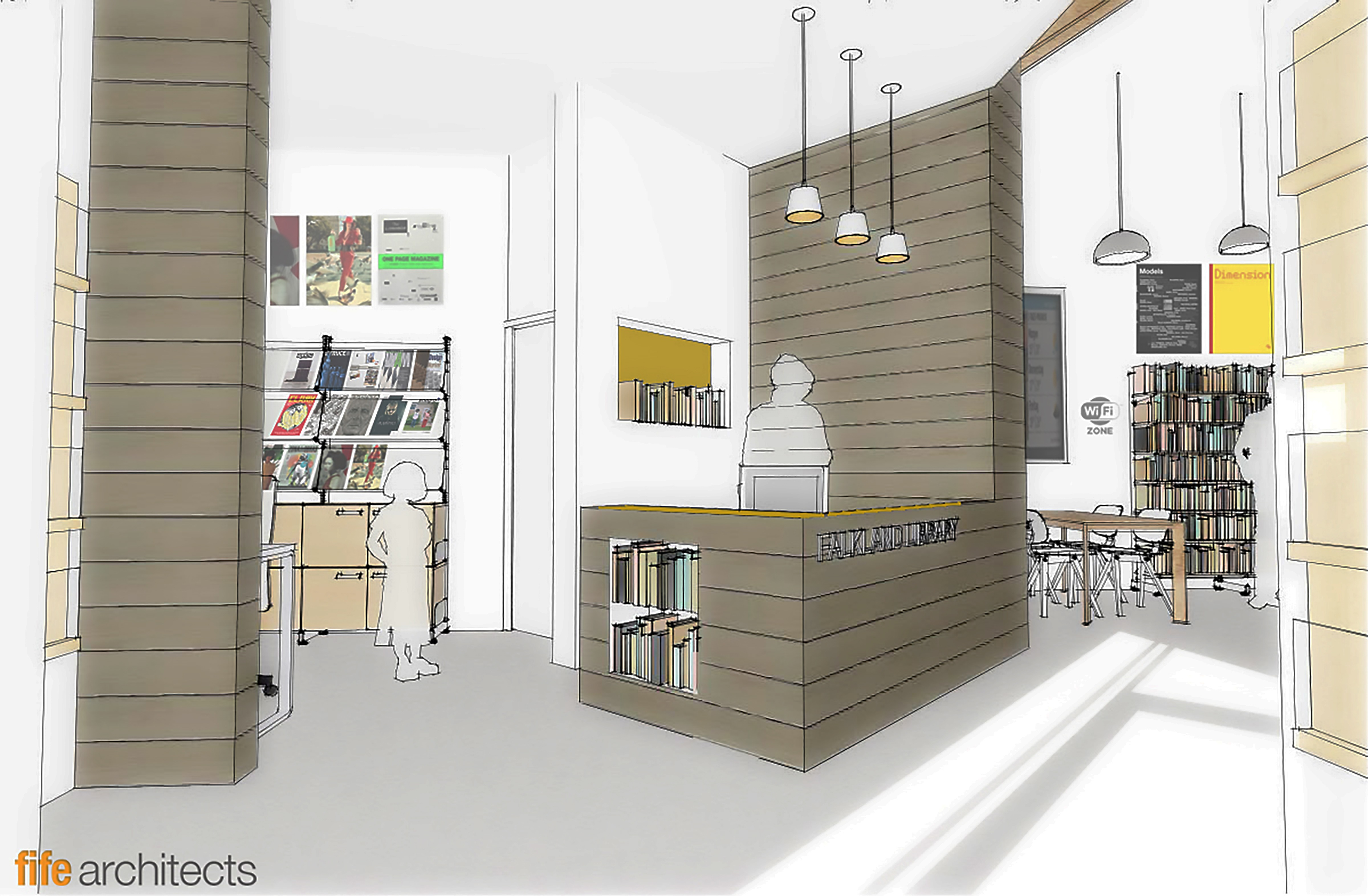 Listed Library Refurbishment