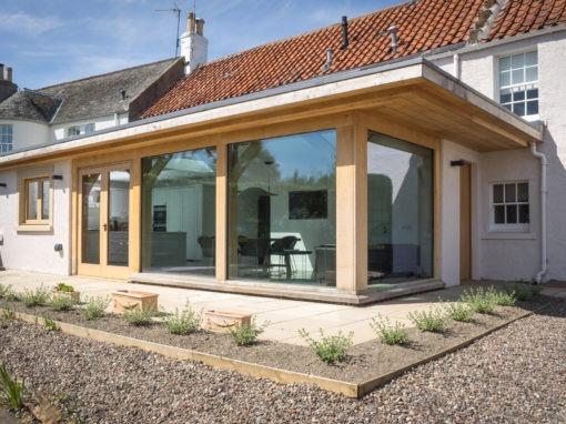 Luxury Oak Frame Extension, Fife